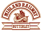 Midland Railway - Butterly logo (21KB)